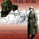 Latvijas Neatkarības kara simtgadei veltīta izstāde