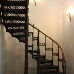 Čuguna mežģīnes muzeja oranžērijā