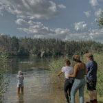 Gulbenes novada jaunieši dokumentē barikāžu stāstus