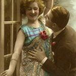 Ar mīlestību, 20. gs. 30. gadu pasts